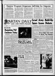 Spartan Daily, May 24, 1967 by San Jose State University, School of Journalism and Mass Communications