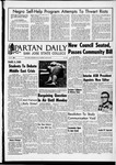Spartan Daily, May 25, 1967 by San Jose State University, School of Journalism and Mass Communications
