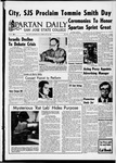 Spartan Daily, May 26, 1967 by San Jose State University, School of Journalism and Mass Communications