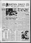 Spartan Daily, May 29, 1967 by San Jose State University, School of Journalism and Mass Communications