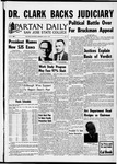 Spartan Daily, May 31, 1967 by San Jose State University, School of Journalism and Mass Communications