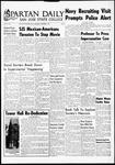 Spartan Daily, November 1, 1967