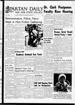 Spartan Daily, November 2, 1967 by San Jose State University, School of Journalism and Mass Communications