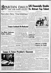 Spartan Daily, November 6, 1967 by San Jose State University, School of Journalism and Mass Communications