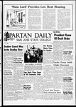 Spartan Daily, November 10, 1967 by San Jose State University, School of Journalism and Mass Communications