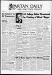 Spartan Daily, November 13, 1967 by San Jose State University, School of Journalism and Mass Communications