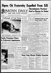 Spartan Daily, November 14, 1967 by San Jose State University, School of Journalism and Mass Communications