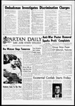 Spartan Daily, November 16, 1967 by San Jose State University, School of Journalism and Mass Communications