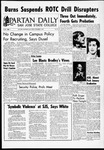 Spartan Daily, November 17, 1967 by San Jose State University, School of Journalism and Mass Communications