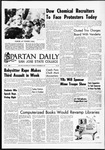 Spartan Daily, November 20, 1967 by San Jose State University, School of Journalism and Mass Communications