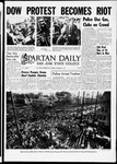 Spartan Daily, November 21, 1967 by San Jose State University, School of Journalism and Mass Communications