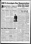 Spartan Daily, November 29, 1967