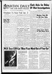 Spartan Daily, November 30, 1967