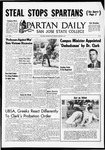 Spartan Daily, October 2, 1967 by San Jose State University, School of Journalism and Mass Communications