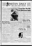 Spartan Daily, October 5, 1967