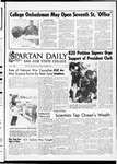 Spartan Daily, October 6, 1967 by San Jose State University, School of Journalism and Mass Communications