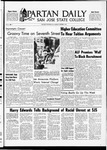 Spartan Daily, October 9, 1967 by San Jose State University, School of Journalism and Mass Communications