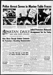 Spartan Daily, October 10, 1967 by San Jose State University, School of Journalism and Mass Communications