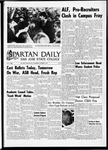 Spartan Daily, October 11, 1967 by San Jose State University, School of Journalism and Mass Communications