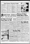 Spartan Daily, October 16, 1967