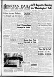 Spartan Daily, October 19, 1967 by San Jose State University, School of Journalism and Mass Communications
