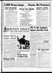Spartan Daily, October 20, 1967 by San Jose State University, School of Journalism and Mass Communications