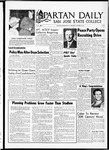 Spartan Daily, October 25, 1967 by San Jose State University, School of Journalism and Mass Communications