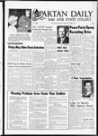 Spartan Daily, October 25, 1967