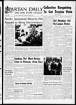 Spartan Daily, October 26, 1967 by San Jose State University, School of Journalism and Mass Communications