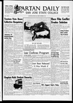 Spartan Daily, October 27, 1967 by San Jose State University, School of Journalism and Mass Communications
