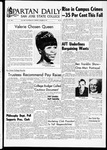Spartan Daily, October 30, 1967