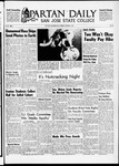 Spartan Daily, October 31, 1967 by San Jose State University, School of Journalism and Mass Communications