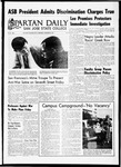 Spartan Daily, September 20, 1967 by San Jose State University, School of Journalism and Mass Communications