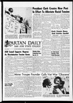 Spartan Daily, September 22, 1967 by San Jose State University, School of Journalism and Mass Communications