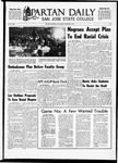 Spartan Daily, September 25, 1967 by San Jose State University, School of Journalism and Mass Communications