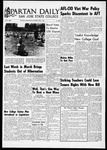 Spartan Daily, April 1, 1968 by San Jose State University, School of Journalism and Mass Communications