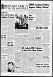 Spartan Daily, April 23, 1968 by San Jose State University, School of Journalism and Mass Communications
