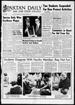 Spartan Daily, February 12, 1968 by San Jose State University, School of Journalism and Mass Communications