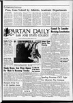 Spartan Daily, February 19, 1968 by San Jose State University, School of Journalism and Mass Communications