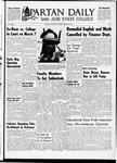 Spartan Daily, February 20, 1968