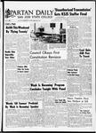 Spartan Daily, February 23, 1968
