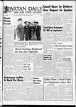 Spartan Daily, February 29, 1968
