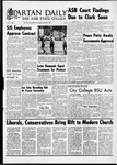 Spartan Daily, January 5, 1968 by San Jose State University, School of Journalism and Mass Communications
