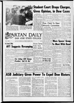 Spartan Daily, January 9, 1968 by San Jose State University, School of Journalism and Mass Communications