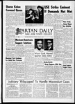 Spartan Daily, January 11, 1968 by San Jose State University, School of Journalism and Mass Communications