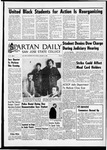 Spartan Daily, January 12, 1968 by San Jose State University, School of Journalism and Mass Communications