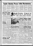 Spartan Daily, January 15, 1968 by San Jose State University, School of Journalism and Mass Communications