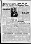 Spartan Daily, January 17, 1968