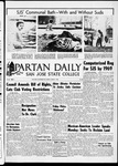 Spartan Daily, March 1, 1968
