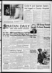 Spartan Daily, March 22, 1968 by San Jose State University, School of Journalism and Mass Communications